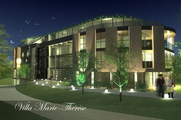 Archicub - Appartement luxe en californie horst architects ...